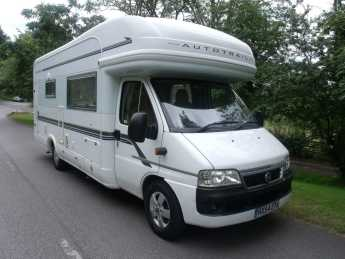 Fiat Ducato 2.8 Auto-Trial Mohican Motorhome Diesel White at Handy Vehicle Sales Bradford